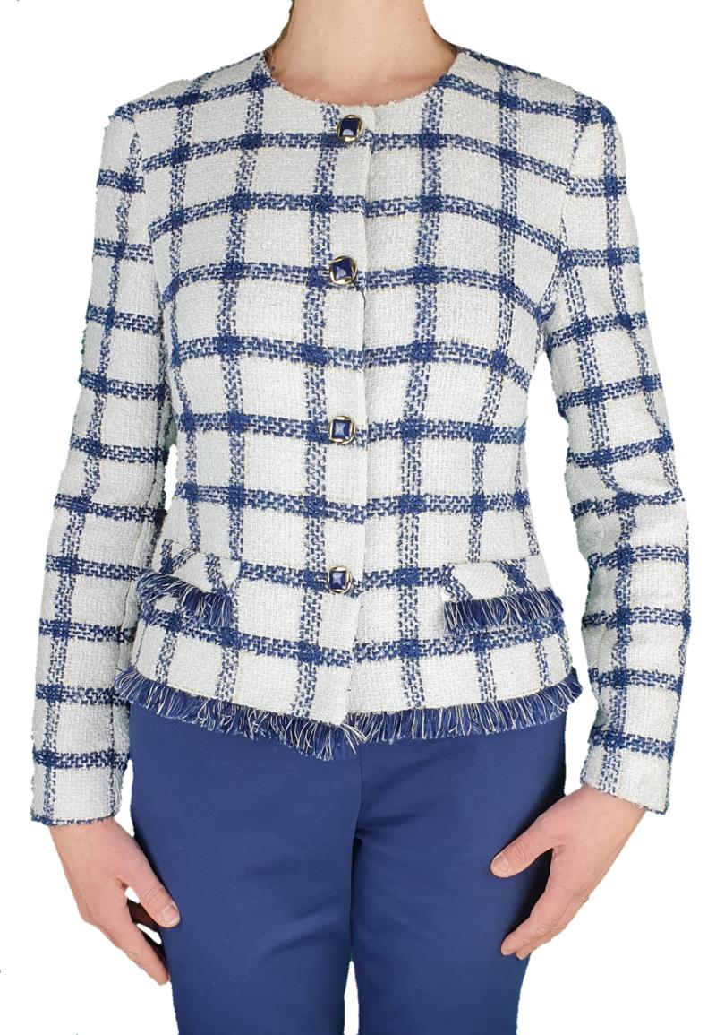 giacca-corta-quadri-girocollo-art-75